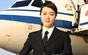 国航最年轻美女机长 仅29岁