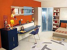 臥室一秒變客廳 小小壁床造(zao)福小戶型