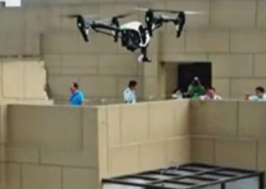武漢城管啟用無人機 揭高樓違建