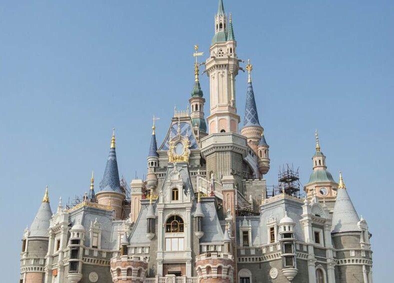 上海迪士尼景点照曝光
