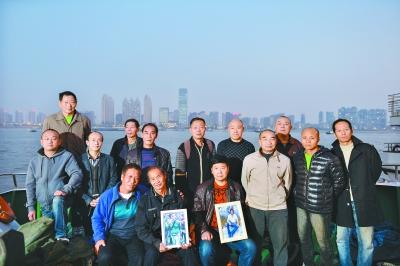 犧牲背後是生命守望:來自長江救援志願隊的報告