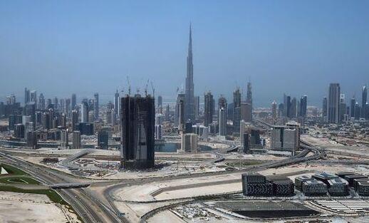 迪拜新建高塔将比哈利法塔高一个等级