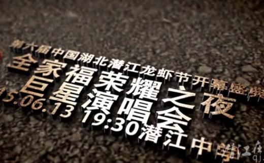 2015第六屆潛江龍蝦節宣傳片