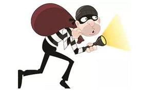 """小偷多次光顧,房主寫紙條""""求放過"""""""
