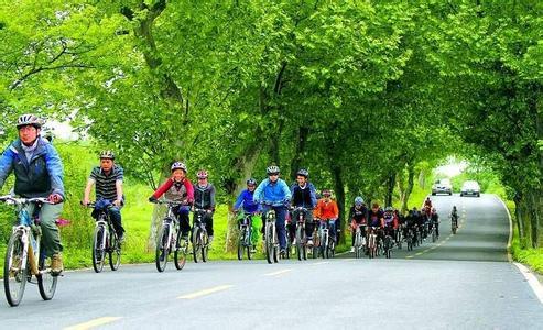 武漢將論證自行車高速路 一輛自行車或能遊遍江城