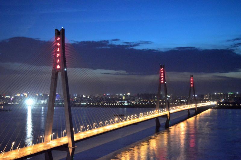 湖北逆天了,有這麼多美不勝收的大橋!