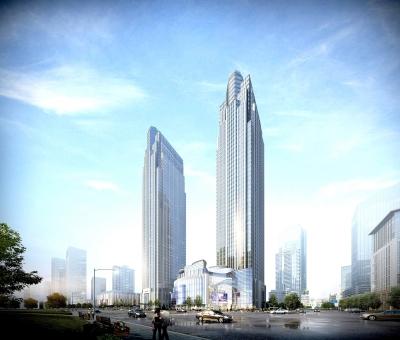 長江主軸核心區打造世界級中央服務區