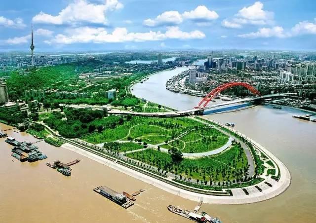 武漢長江主軸規劃方案初定 重點建設這些地方