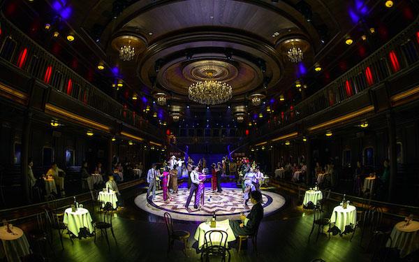 《知音號》全球正式公演 穿越上世紀觀眾直呼過癮