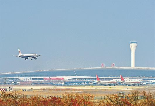 2020年武汉基本建成中部门户枢纽机场 直飞五大洲