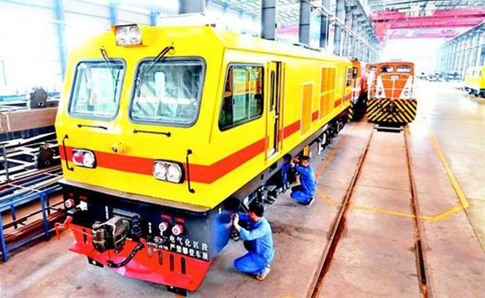 湖北襄州打造千億級軌道交通産業集群