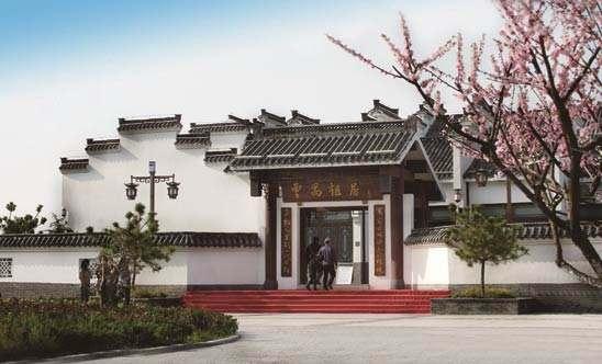 VR|全景游覽潛江曹禺祖居博物館(guan)