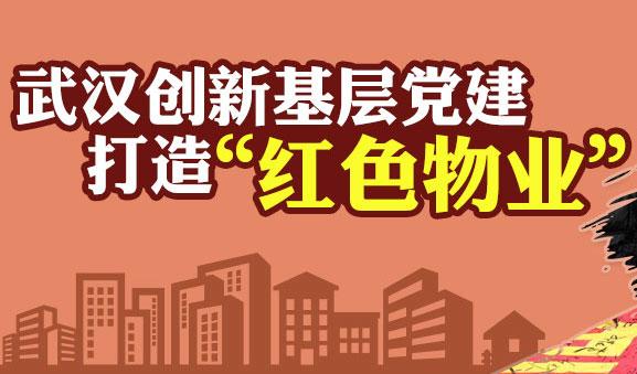 """武漢全面推進""""紅色物業""""試點"""