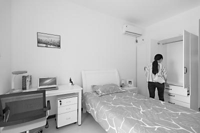 武漢首批人才公寓交付使用 家具家電一應俱全