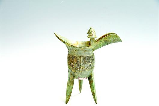 武漢博物館首次舉辦青銅器保護修復成果展