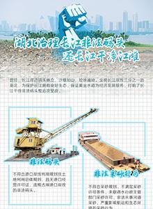 鄂治理長江非法碼頭