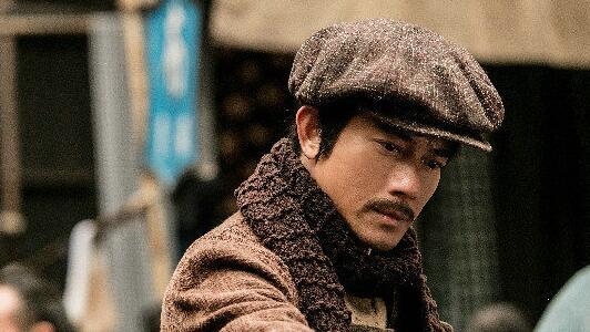郭富城《密戰》演技獲讚 特輯解密暗戰英雄
