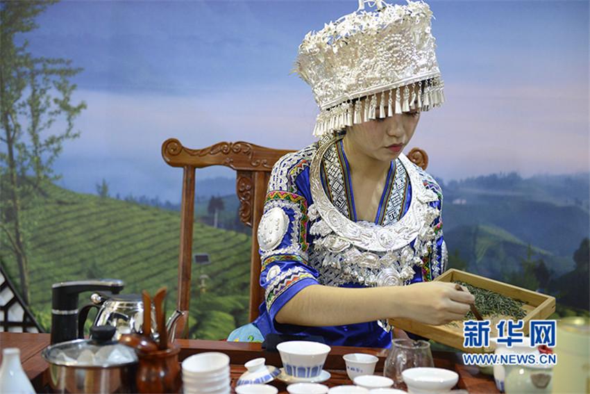 2017國際茶業大會、第四屆硒博會開幕