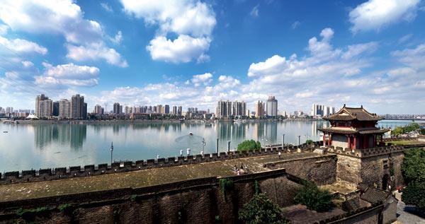 漢江明星城市——襄陽