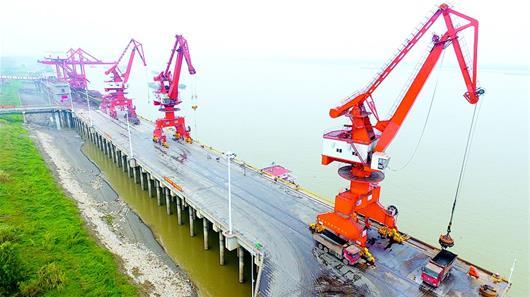 嘉魚打造沿江經濟走廊