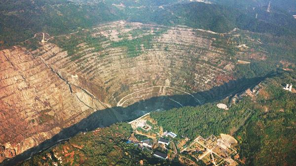 H5 | 航拍中國首個國家礦山公園
