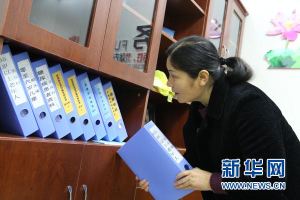 十九大代表謝愛娥:健康未來需要用雙手去實現
