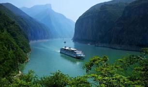 長江上遊三大水庫首次聯合生態調度