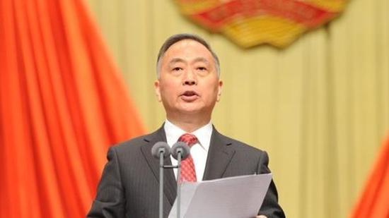 徐立全當選湖北省政協十二屆委員會主席