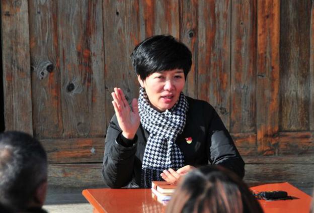 向紅林:既要做好精準脫貧,也要全力推動鄉村振興