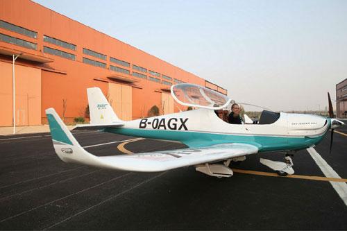 卓爾領航者飛機迎超大訂單 上海新空訂購100架