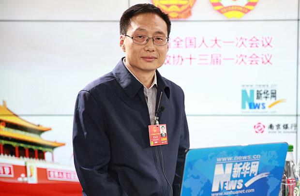 荊州市長崔永輝:長江大保護是一項民心工程