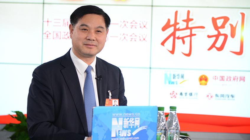 兩會訪談:宜昌市長張家勝暢談宜昌新時代發展之路