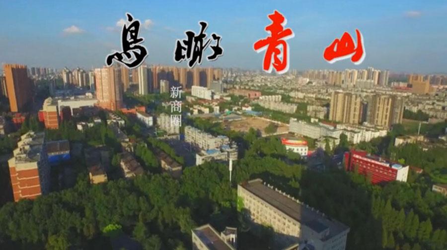 鳥瞰青山·新商圈