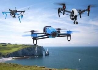 首张无人机航空运营试点许可证颁发 物流无人机配送或将破局