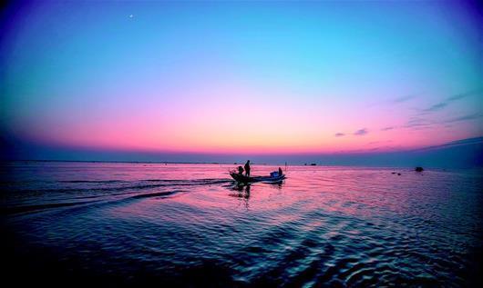 洪湖:浪打浪美景,重現夢裏水鄉