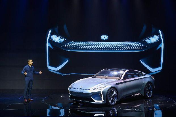 """東風發布全新品牌戰略 推""""比智能手機快""""的車機係統"""
