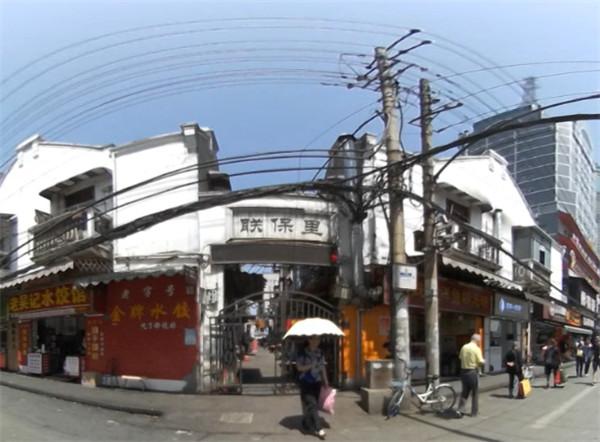 VR|城市記憶︰武漢老里份之(zhi)聯保(bao)里
