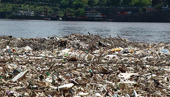 湖北開展長江經濟帶固體廢物大排查