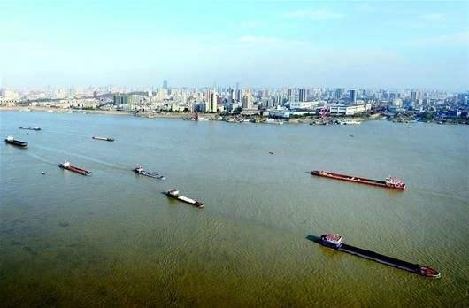 2020年武汉将建成长江航运中心 四环线独立成环