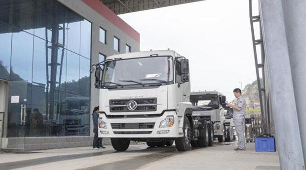 东风品牌商用车扎根西非市场 开启持续升温模式