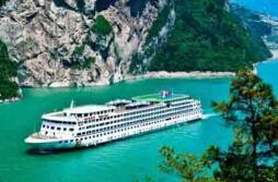 三峽集團首個長江大保護企地合作示范區啟動建設