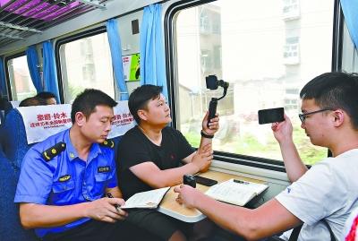 巡查拍摄认领问题 武汉500余公里铁路沿线环境整治全覆盖