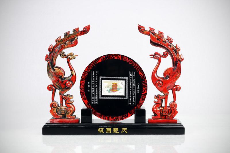 三部委举办荆楚传统漆艺培训班 40余人在此学习