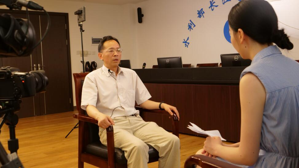 继续做好预防后期长江上游较大洪水的准备——访长江委防办巡视员陈桂亚