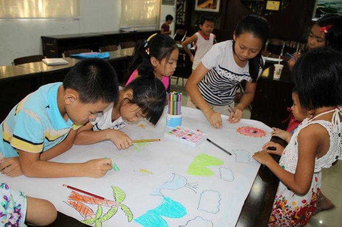 武漢暑假青少年社區托管項目受歡迎 150個托管室接收6萬人次