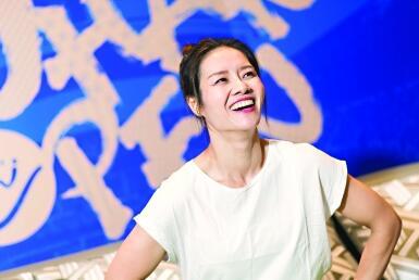 武网五周年专访李娜:武网需要不断创新 未来一定越办越好