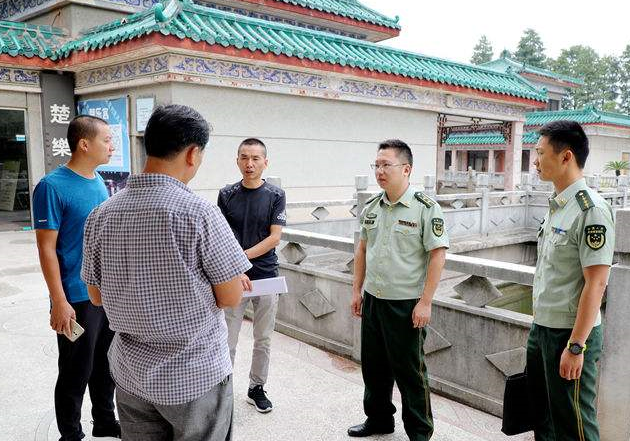 """湖北:142個檢查組""""拉網式""""排查文物古建築消防安全"""