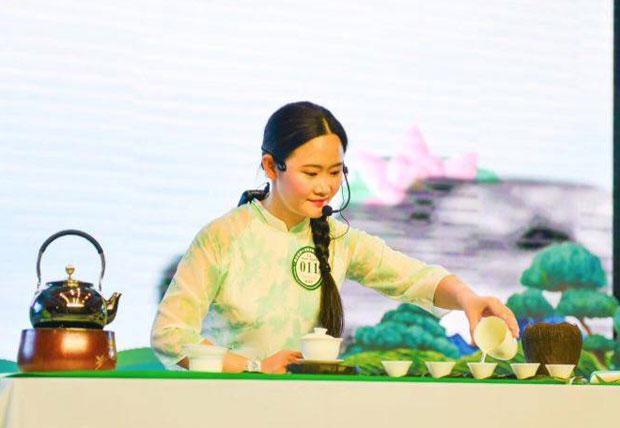 湖北省第十屆茶業職業技能大賽在恩施州舉行