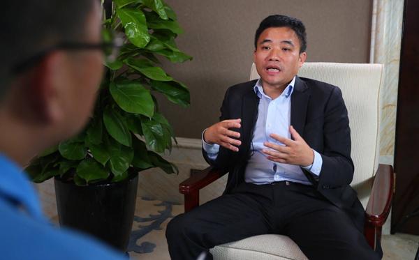 李小剛:堅持創新 做有影響力的互聯網交易銀行