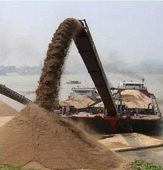 湖北:未经许可在河道采砂最高可罚30万元